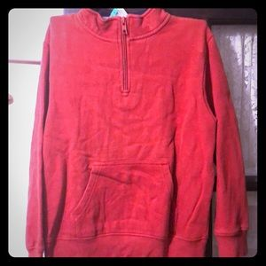 Gymboree half zip pullover